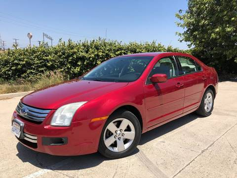 2008 Ford Fusion for sale at Auto Hub, Inc. in Anaheim CA