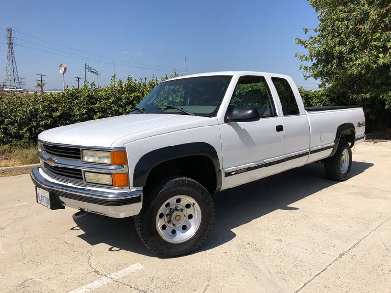 1996 chevrolet c k 2500 series 2dr k2500 silverado 4wd extended cab lb hd in anaheim ca auto. Black Bedroom Furniture Sets. Home Design Ideas