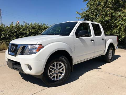 2014 Nissan Frontier for sale at Auto Hub, Inc. in Anaheim CA