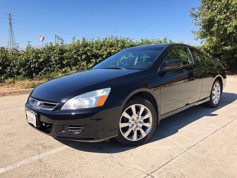 2006 Honda Accord Sedan >> 2006 Honda Accord Ex V 6 2dr Coupe 5a In Anaheim Ca Auto