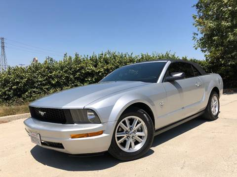 2009 Ford Mustang for sale at Auto Hub, Inc. in Anaheim CA