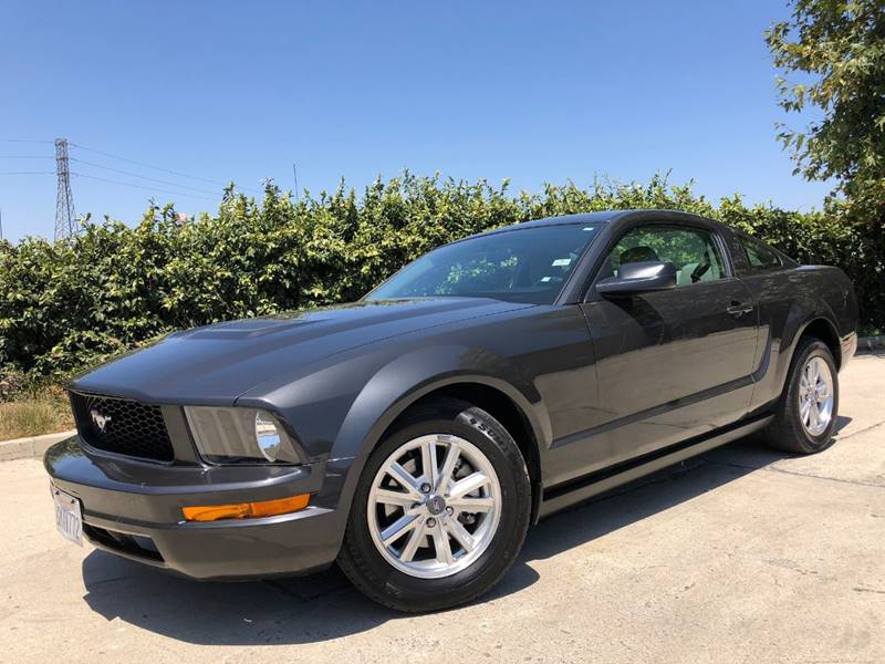 2008 Ford Mustang V6 >> 2008 Ford Mustang V6 Premium 2dr Fastback In Anaheim Ca