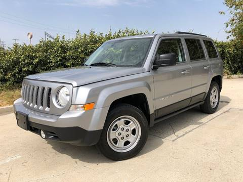 2015 Jeep Patriot for sale at Auto Hub, Inc. in Anaheim CA