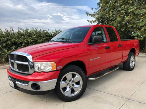 2004 Dodge Ram Pickup 1500 for sale at Auto Hub, Inc. in Anaheim CA