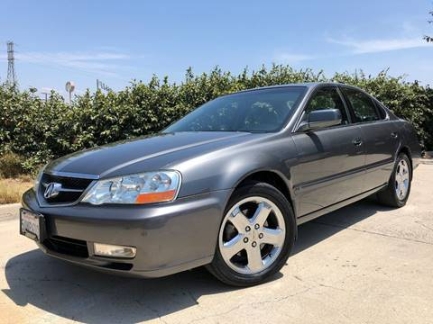2003 Acura TL for sale at Auto Hub, Inc. in Anaheim CA