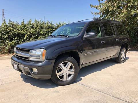 2004 Chevrolet TrailBlazer EXT for sale at Auto Hub, Inc. in Anaheim CA
