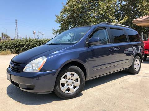 2008 Kia Sedona for sale at Auto Hub, Inc. in Anaheim CA