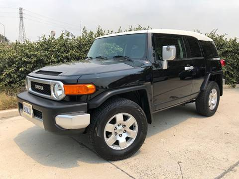 2007 Toyota FJ Cruiser for sale at Auto Hub, Inc. in Anaheim CA
