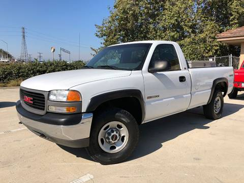 2000 GMC Sierra 2500 for sale at Auto Hub, Inc. in Anaheim CA