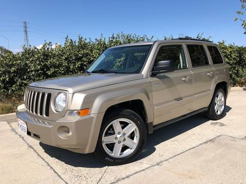2010 Jeep Patriot for sale at Auto Hub, Inc. in Anaheim CA