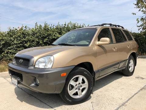 2003 Hyundai Santa Fe for sale at Auto Hub, Inc. in Anaheim CA