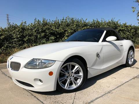 2005 BMW Z4 for sale at Auto Hub, Inc. in Anaheim CA