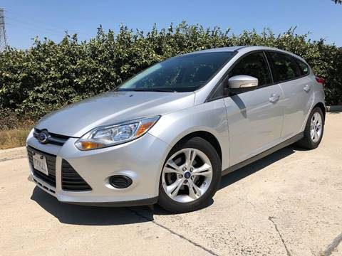 2014 Ford Focus for sale at Auto Hub, Inc. in Anaheim CA