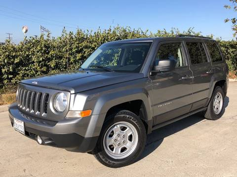 2014 Jeep Patriot for sale at Auto Hub, Inc. in Anaheim CA