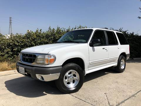 1999 Ford Explorer for sale at Auto Hub, Inc. in Anaheim CA