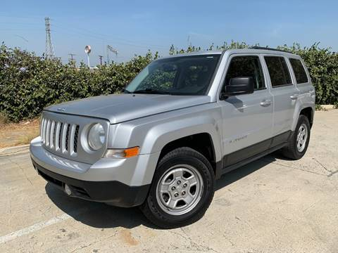 2011 Jeep Patriot for sale at Auto Hub, Inc. in Anaheim CA