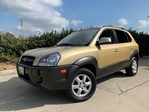 2005 Hyundai Tucson for sale at Auto Hub, Inc. in Anaheim CA