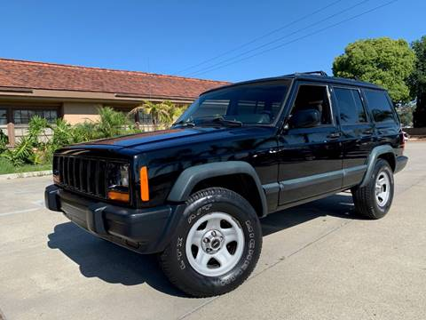 1997 Jeep Cherokee for sale in Anaheim, CA