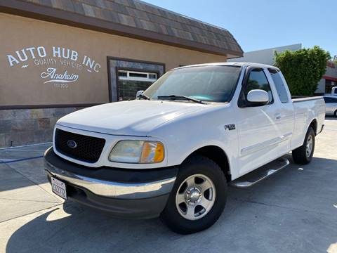 2002 Ford F-150 for sale in Anaheim, CA