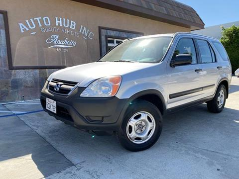 2003 Honda CR-V for sale in Anaheim, CA