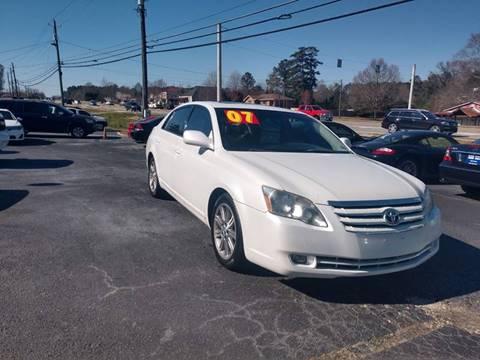 2007 Toyota Avalon for sale in Grayson, GA