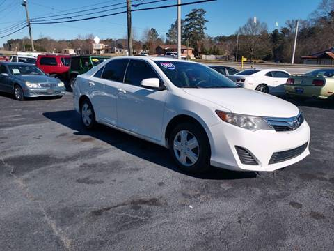 2014 Toyota Camry for sale in Grayson, GA