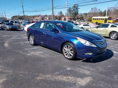 2012 Hyundai Sonata for sale in Grayson, GA