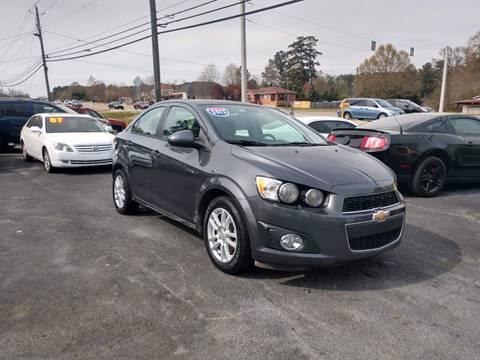 2013 Chevrolet Sonic for sale in Grayson, GA
