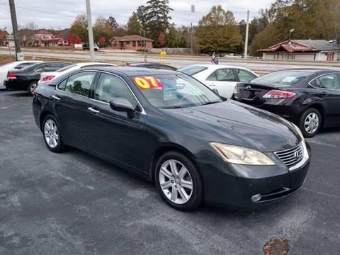 2007 Lexus ES 350 for sale in Grayson, GA