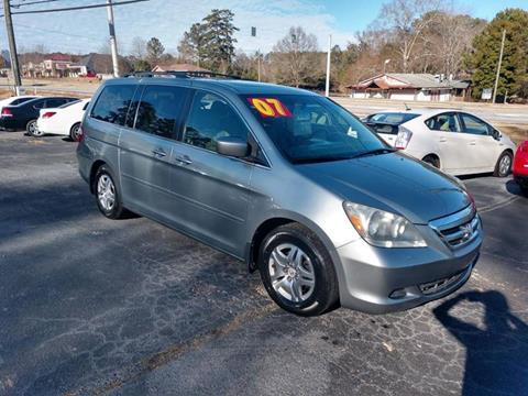 2007 Honda Odyssey for sale in Grayson, GA