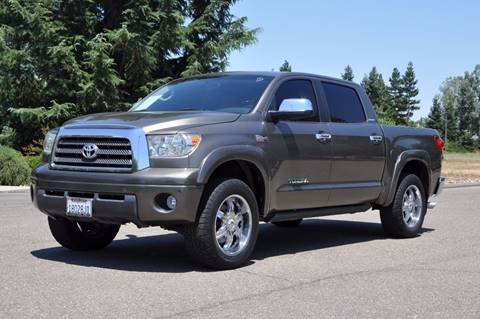 2008 Toyota Tundra for sale in Riverbank, CA