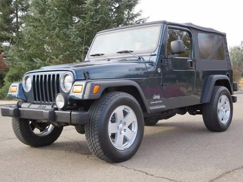 2006 Jeep Wrangler for sale in Riverbank, CA