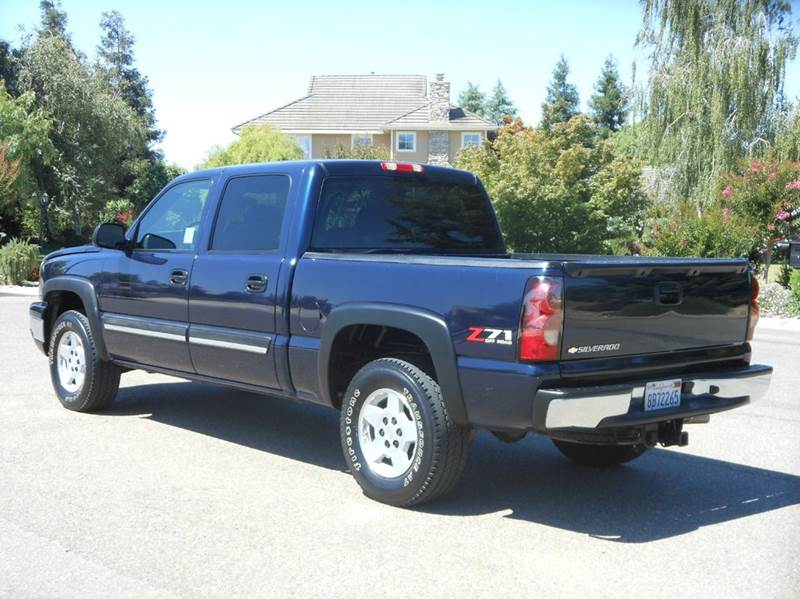 2006 chevrolet silverado 1500 lt1 4dr crew cab 4wd 5 8 ft. Black Bedroom Furniture Sets. Home Design Ideas