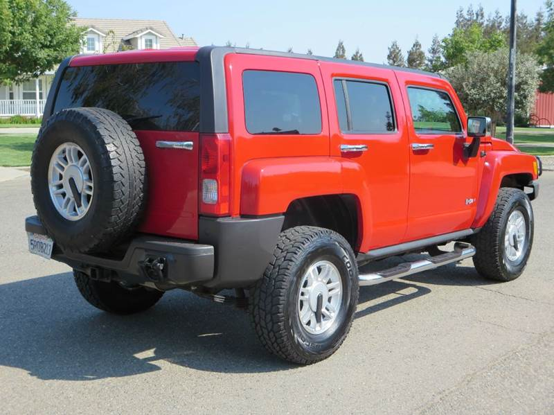 2006 hummer h3 base 4dr suv 4wd in riverbank ca california auto traders. Black Bedroom Furniture Sets. Home Design Ideas