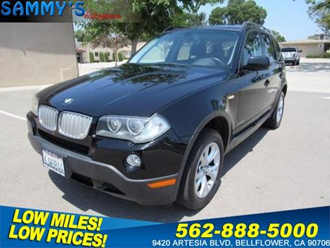 2009 BMW X3 for sale in Bellflower, CA