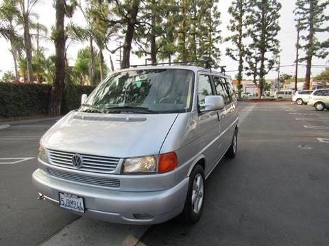 2003 Volkswagen EuroVan for sale in Bellflower, CA