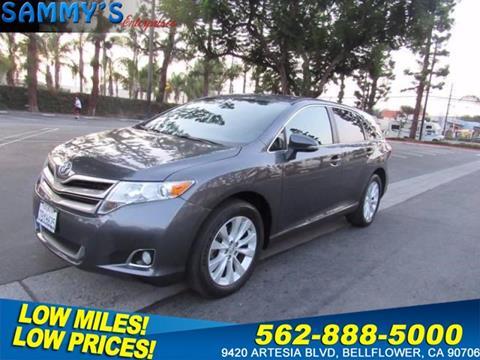2013 Toyota Venza for sale in Bellflower, CA