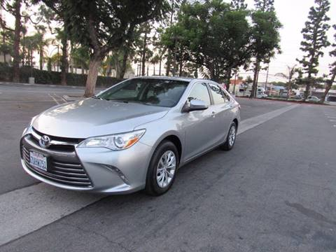 2017 Toyota Camry for sale in Bellflower, CA