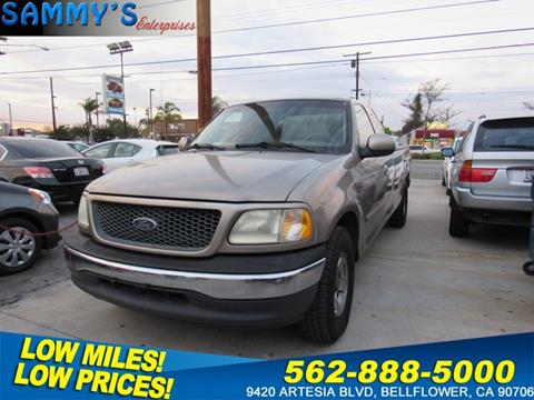 2001 Ford F-150 for sale in Bellflower, CA