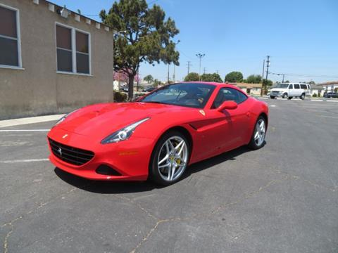 2017 Ferrari California T for sale in Bellflower, CA