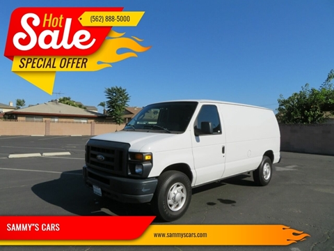 2013 Ford E-Series Cargo for sale in Bellflower, CA