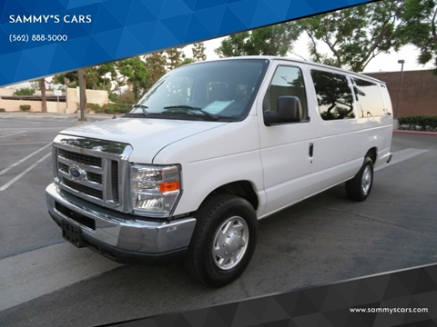 2011 Ford E-Series Wagon for sale in Bellflower, CA