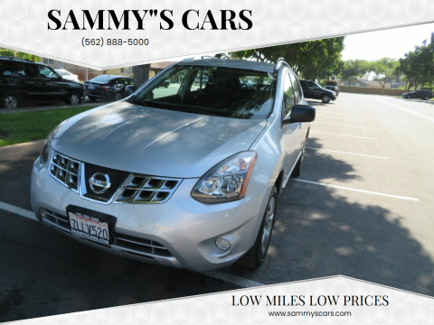 """2015 Nissan Rogue Select for sale at SAMMY""""S CARS in Bellflower CA"""