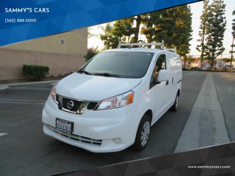 "2017 Nissan NV200 for sale at SAMMY""S CARS in Bellflower CA"