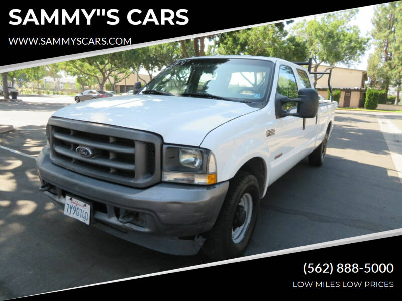 "2004 Ford F-350 Super Duty for sale at SAMMY""S CARS in Bellflower CA"