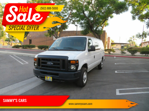 """2012 Ford E-Series Wagon for sale at SAMMY""""S CARS in Bellflower CA"""
