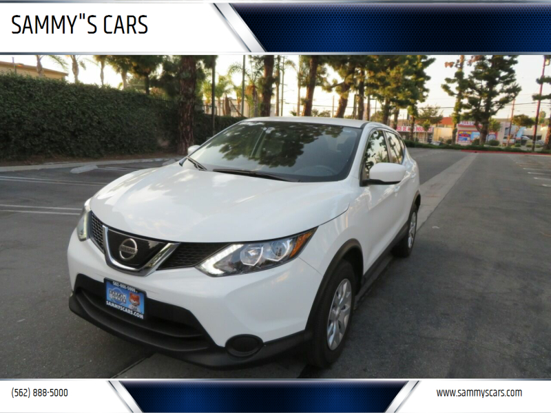 """2019 Nissan Rogue Sport for sale at SAMMY""""S CARS in Bellflower CA"""