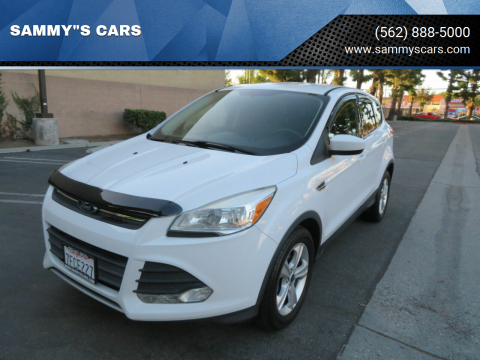 """2014 Ford Escape for sale at SAMMY""""S CARS in Bellflower CA"""