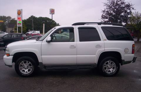 2003 Chevrolet Tahoe for sale in Girard, OH