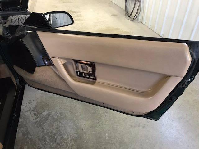 1992 Chevrolet Corvette 2dr Convertible - Gifford IL